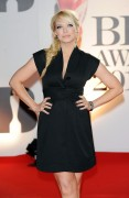 Лиз МакКларнон, фото 407. Liz McClarnon the '2011 BRIT Awards' in London, 15.02.2011, foto 407