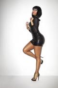 Nicki Minaj ~ BlackMen Magazine out-takes, various quality.