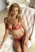 Ana Beatriz Barros Ana Beatriz Barros Marks & Spencer Lingerie Promo Shoot x2
