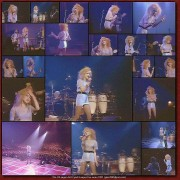 Cyndi Lauper---live--1987--legs--nylons--slightly sheer blouse