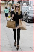 Emma Roberts - Out in LA 04/02/11