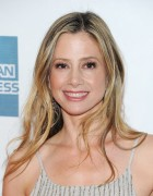 Мира Сорвино, фото 18. Actress Mira Sorvino attends the premiere of 'Angel's Crest' during the 2011 Tribeca Film Festival at BMCC Tribeca PAC on April 22, 2011 in New York City., photo 18