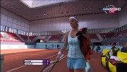 Julia Goerges - WTA Madrid 2011 Rnd 2 - 2 HD Vids