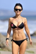 Kelly Carlson Bikini Candids In Malibu May 18, 2011