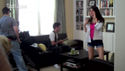 Victoria Justice -Behind the Scenes of Her New Video- *Dancing in Shorts* 720P