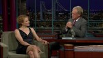 Jodie Foster on Letterman 9/10/07 HD