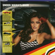 Maria Kanellis-WWE Mgazine Unknown Scan
