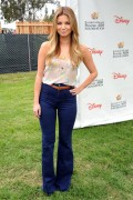 *Adds*Amber Lancaster @ 22nd Annual Time For Heroes Picnic in LA June 12th HQ x 4