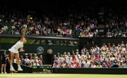 Сабина Лисицки, фото 14. Sabine Lisicki Wimbledon 2011 - SemiFinal Match, photo 14