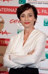 Кристин Скотт Томас, фото 65. Kristin Scott Thomas 'The Woman in the Fifth' Photocall at the International Rome Film Festival (30.10.2011), foto 65