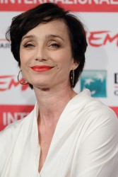 Кристин Скотт Томас, фото 56. Kristin Scott Thomas 'The Woman in the Fifth' Photocall at the International Rome Film Festival (30.10.2011), foto 56