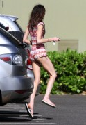Ali Lohan out and about in in Oahu, Hawaii 12/12/11
