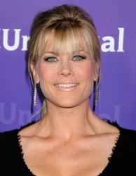 Элисон Суини, фото 171. Alison Sweeney NBC Universal Winter Tour All-Star Party in Pasadena - 06.01.2012, foto 171