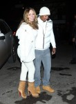 Мэрайя Кэри, фото 6074. Mariah Carey December, 31 2011 Out & about in Aspen, foto 6074