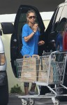 Anna Kournikova at Whole Foods in Miami 1/24/12