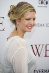 Иванка Трамп, фото 697. Ivanka Trump The Weinstein Company with The Cinema Society & Forevermark Premiere of 'W.E.' in New York - 23.01.2012, foto 697