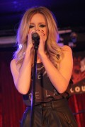 Диана Викерс, фото 721. Diana Vickers performs at the Ruby Lounge, Manchester, England - 08.02.2012, foto 721