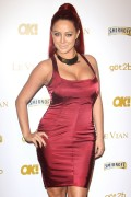 Обри О'Дэй, фото 608. Aubrey O'Day The OK Magazine Pre Grammy Weekend Party in Los Angeles - February 10, 2012, foto 608