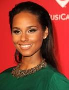 Алиша Киз (Алисия Кис), фото 2966. Alicia Keys 2012 MusiCares Person Of The Year Gala in LA - February 10, 2012, foto 2966