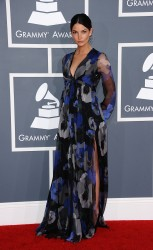 Лили Олдридж, фото 369. Lily Aldridge - 54th annual Grammy Awards, february 12, foto 369