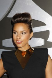 Алиша Киз (Алисия Кис), фото 3066. Alicia Keys 54th annual Grammy Awards - 12/02/2012 - Red Carpet, foto 3066