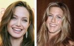 Who has the nicer legs? Angelina Jolie vs. Jennifer Aniston
