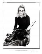 Мадонна (Луиза Чикконе Ричи), фото 1210. Madonna (Louise Ciccone Ritchie)-Harpers Bazaar Russia February 2012, foto 1210