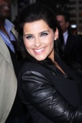 Нелли Фартадо, фото 1460. Nelly Furtado Outside David Letterman Studio - February 23, 2012, foto 1460