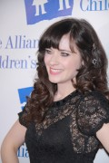 Зуи Дешанель, фото 1734. Zooey Deschanel Alliance For Children's Rights Annual Dinner in Beverly Hills - March 1, 2012, foto 1734