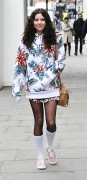 Eliza Doolittle Out in London 6th March x11