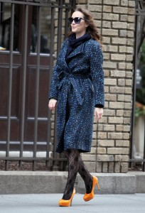 Лейгтон Мистер, фото 6854. Leighton Meester On the Set of 'Gossip Girl' in Manhattan - 05.03.2012, foto 6854