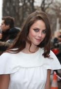Кая Скоделарио, фото 319. Kaya Scodelario Chanel fashion house presentation in Paris - 06.03.2012, foto 319