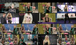 Taylor Momsen - Fashion Police Interview [03-09-12] (1080i)