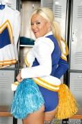 Криста Мур, фото 776. Crista Moore Cheerleader Distraction Set ( Mq & Tagg ), foto 776