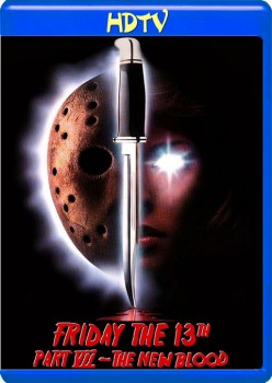 Friday the 13th Part VII: The New Blood 1988 m720p HDTV x264-BiRD