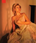 Elisha Cuthbert - New York Moves magazine Spring 2012