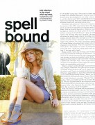 Britt Robertson - Nylon (May 2012) x1