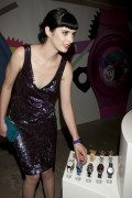 Krysten Ritter - Swatch Art Rules Night in LA 05/11/12