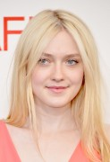 Dakota Fanning - AFI Life Achievement Award Honoring Shirley MacLaine in LA 06/07/12