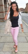 Michelle Keegan Out in Manchester 19th June x15