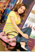 Hot Minissha Lamba Photo Shoot