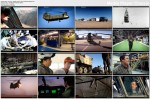 Chinook lataj�cy kolos / Falklands Hero Bravo November (2012) PL.TVRip.XviD / Lektor PL