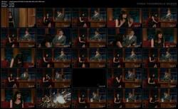 Selma Blair @ Late, Late Show w/Craig Ferguson 2012-08-01
