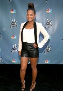 Christina Milian - NBC The Voice Press Junket in LA 08/12/12